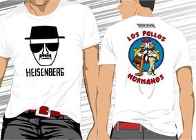Camisa Camiseta Breaking Bad, Walter White #frete Grátis#