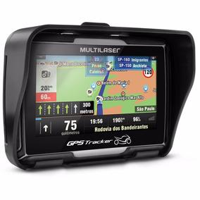 Navegador Gps Multilaser Tela 4.3 Video Mp3 Bluetooth Moto