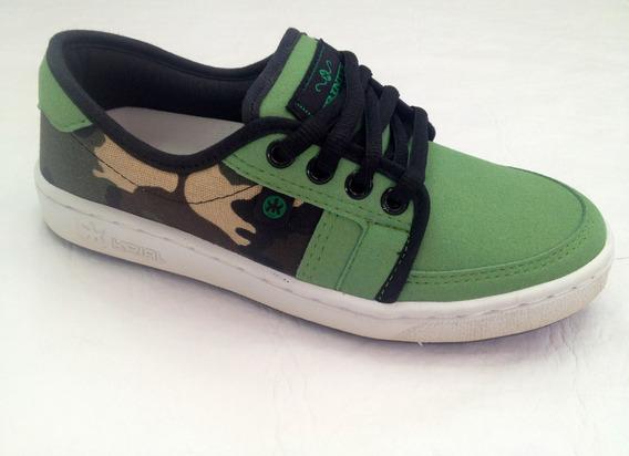Zapatilla ** Krial Footwear ** Trinity Verde