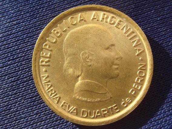 Argentina : Moneda De 50 Ctvos - Eva Peron