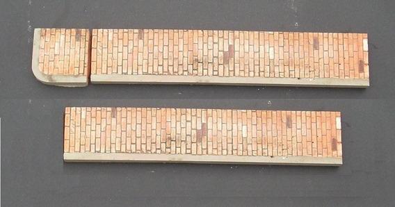 Calçada De Pedra P/ Diorama 1/35 - Militaria Paiolmodelismo