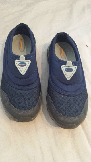 Tenis Azul Marinho Infantil Conforto
