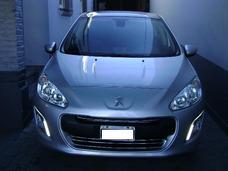 Peugeot 308 1.6 Allure Nav Año 2014