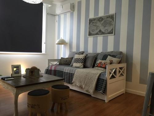 Apartamento A Nuevo En Alquiler Temporario En Centro