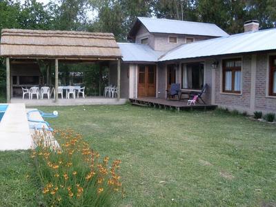 Casa Quinta En Lobos La Madriguera