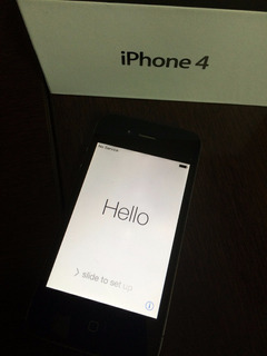iPhone 4 - Preto - 16gb