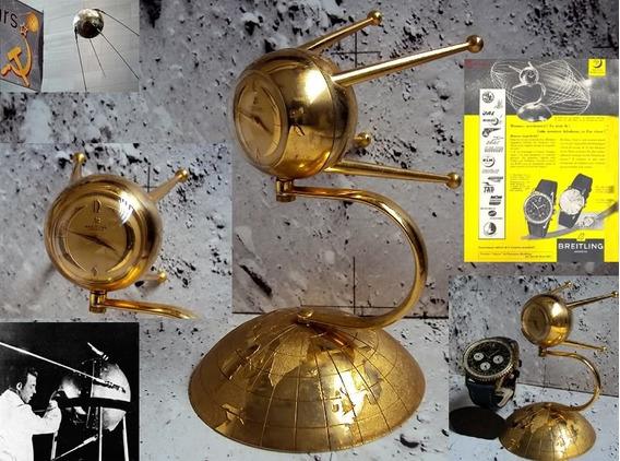 Breitling Sputnik De 1958 - Super Raridade!