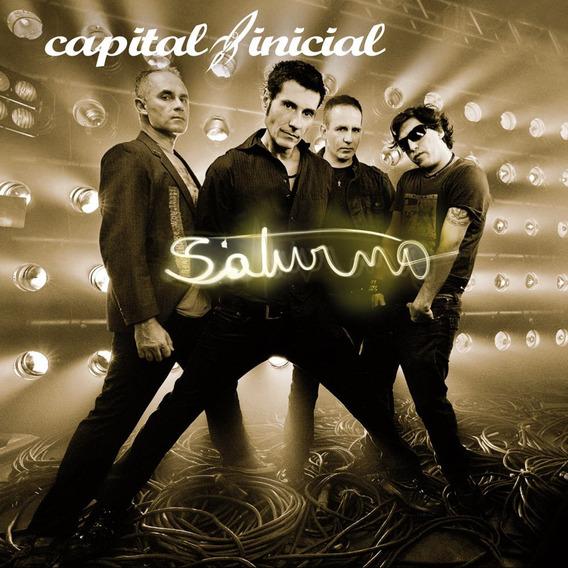 Cd Capital Inicial Saturno-novo Original Nfe