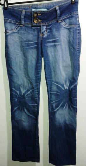 Calça Jeans Tamanho 36 - Cód Rf620