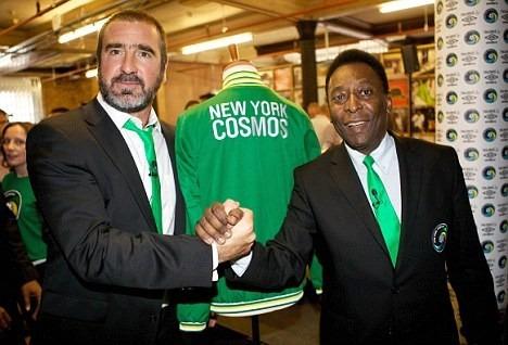 Chamarra Presentación Cosmos Nueva York Umbro Anthem J. C66