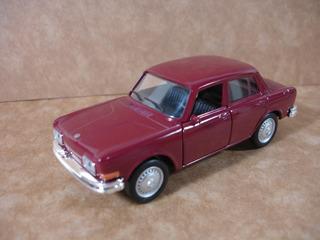 Miniatura Carros Nacionais Vol2 Volkswagen 1600 Zé Do Caixão