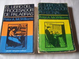 Libros El Computador Personal Y El Procesador De Palabras