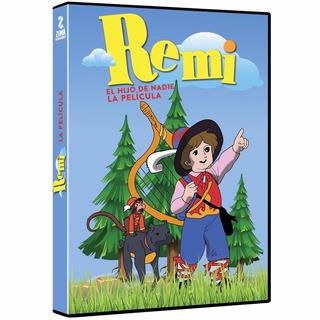 Remi ,el Hijo De Nadie- La Pelicula -largo Metraje Dvd Nuevo