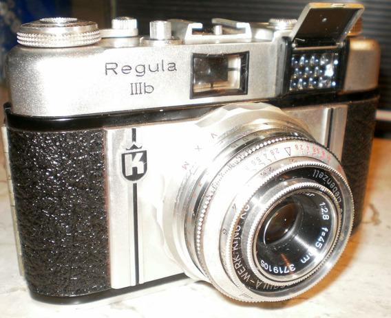 Linda Câmera Fotográfica King Regula 3b