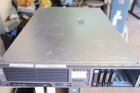 Servidor Hp Proliant Dl385 G5 Quad 2,1gh 1hd 73gb 16gb Nº54