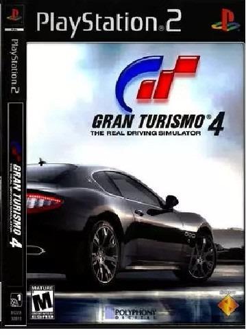 Gran Turismo4 Ps2 Frete Grátis!!! Leia O Anúncio!!!
