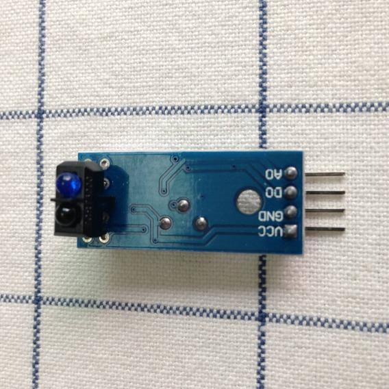 Sensor Seguidor Trilha Linha Tcrt5000 Arduino Pic Raspberry