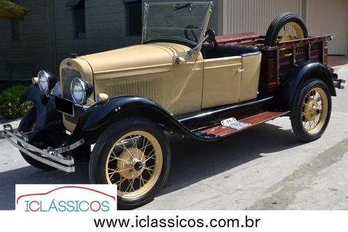 Chevrolet 28 Pickup N Fordinho