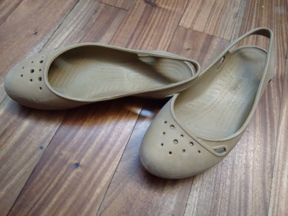Chatitas 37 Pvc Zapato Se Mojan No Deforma, Flexible Centro