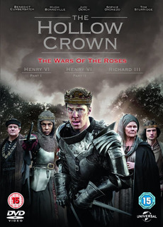 The Hollow Crown Completa (temp 1 + 2 ) 7 Dvd