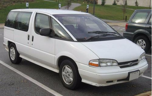 Manual De Despiece Chevrolet Lumina Apv (1989-1996) Español