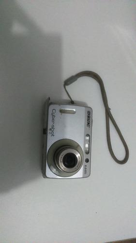 Câmera Digital Sony Cyber-shot Dsc-s500 6.0  Defeito