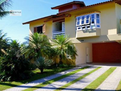 Casa A Venda No Bairro Jardim Acapulco Em Guarujá - Sp. - 675-22265