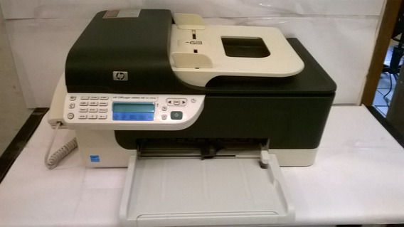 Impressora Multifuncional Hp Officejet J4660 ( 63 Vendidos)