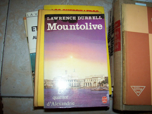 Mountolive Par Durrell En Frances