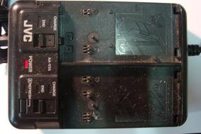 Carregador De Baterias P/ Filmadoras Jvc Mod: Aa-v35u
