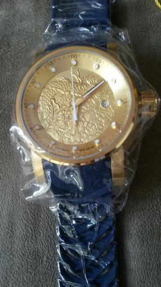 Relógio Invicta S1 Yakuza 18215 / Automático 18k Original