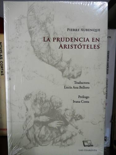 Pierre Aubenque, Aristoteles Prudencia, Pdf Librodigital 1ds