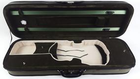 Estojo Case Luxo Retangular Higrômetro Para Violino 4/4