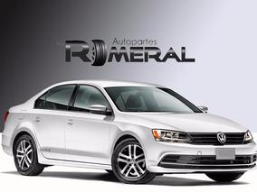 Volkswagen Jetta Mk6 2016 Autopartes Piezas Partes Refaccion
