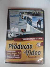 Cd Rom Produção De Vídeo Passo A Passo