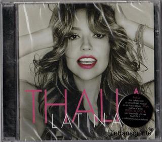 Thalia - Latina (cd Nuevo Sellado)
