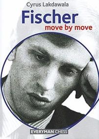 Livro De Xadrez - Fischer: Move By Move