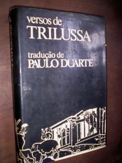Raro Versos De Trilussa Ilustrado Belmonte Voltolino