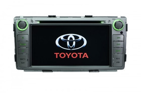 10%off Central Multimidia Tv Gps Toyota Hilux 12 13 14 15