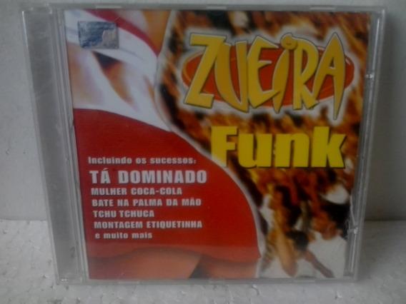 Cd Zueira Funk Vol 1