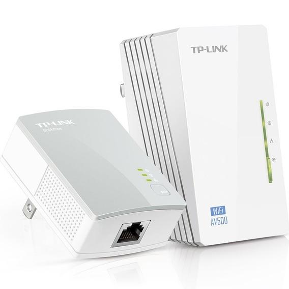 Extensor De Señal Wifi Tp Link Wpa4220kit 300mbps Mexx 2