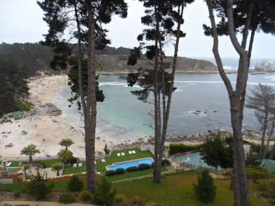 Depto Vista Al Mar,pinares Del Canelillo. Disponible 08/04