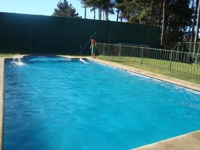 Arriendo Casa En Algarrobo Para 6 P.en Condominio C/piscina