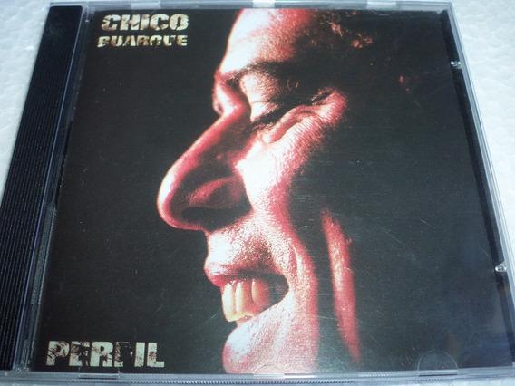 Cd Chico Buarque Perfil (p) 1993
