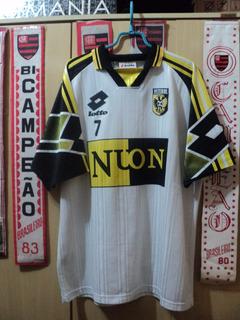 Camisa Vitesse Da Holanda ( Made In Italy )