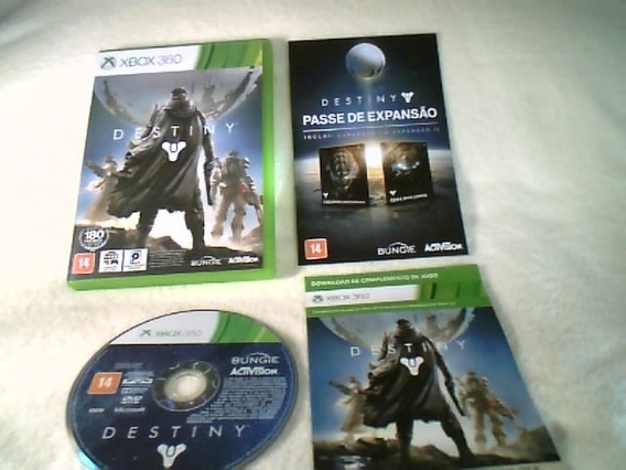 Game Xbox 360 - Destiny ( Semi-novo)