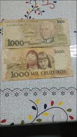 Cédula 1.000 Cruzeiros