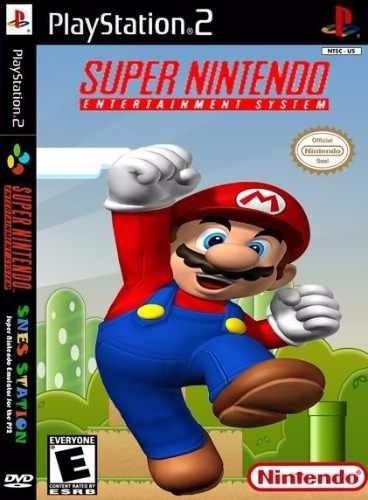 Jogos De Super Nintendo Para Seu Playstation 2 Donkey Kong