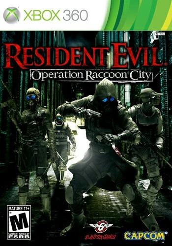Resident Evil: Operation Raccoon City (xbox360)