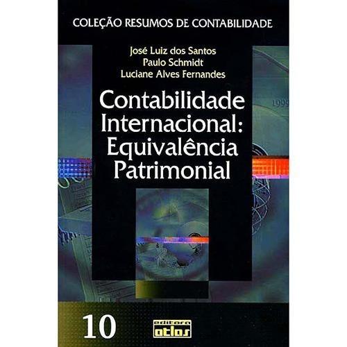 Contabilidade Internacional: Equivalencia Patrimonial / Vari